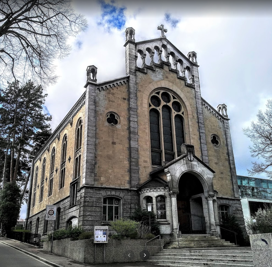AA Zurich Reformed French Protestant Church